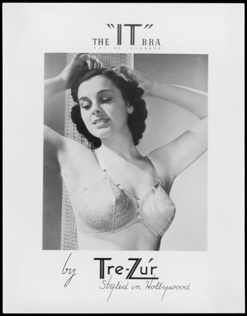 "The ""It"" Bra, Southern California, 1938"