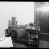 Heart machine at Department of Education, Southern California, 1928