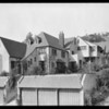 Whiffen home - 8870 Sunset, Los Angeles, CA, 1926