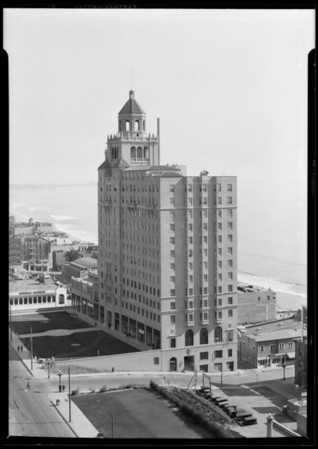 Breakers Hotel, 210 East Ocean Boulevard, Long Beach, CA, 1926