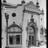 Realtor office, Wilshire Boulevard & South Western Avenue, Los Angeles, CA, 1925
