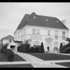 Large home, 1945 Virginia Road, Los Angeles, CA, 1925