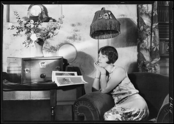 Radios, Southern California, 1927