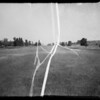 Sunset Golf Fields fairway, Southern California, 1935