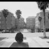 Mariposa Gardens, 515 Mariposa Street, Los Angeles, CA, 1927
