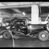 Wrecked Terraplane, Mr. Packard owner, Southern California, 1935