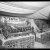 Vista booth at Riverside Fair, San Diego, CA, 1926
