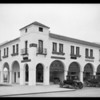 Pacific Southwest Bank, Carthay Center Branch, Southern California, 1926