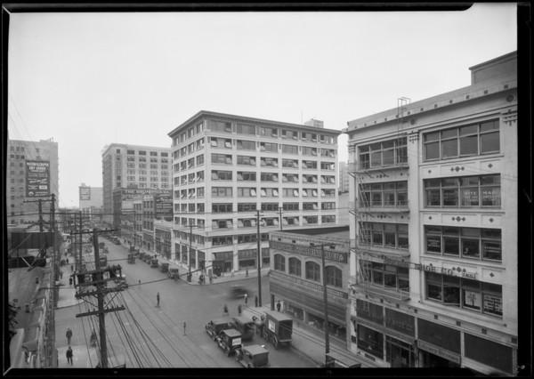 Los Angeles Street, Los Angeles, CA, 1926