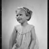 Portraits, Eleanor Carter, Southern California, 1935