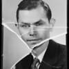 Portrait, Mr. Mathews, Southern California, 1935