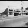 Tanner Motor Livery building on South Beaudry Avenue, Los Angeles, CA, 1927