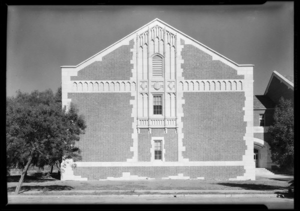 Russell School, Southern California, 1926