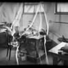 Views at Furmbuilt Clothing Co, Blackwell vs Furmbuilt, Southern California, 1936