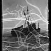 Shots at harbor, Southern California, 1936