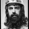 Mr. Anderson as King Solomon, Los Angeles, CA, 1935