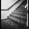 Stairway at Lido Apartments, Southern California, 1935
