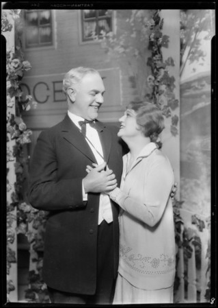 Churchill and Underwood flashlights, Southern California, 1927
