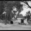 Old mill in San Marino, CA, 1927