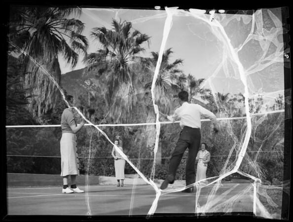 Motorlogue to Arrowhead Springs Hotel, Southern California, 1936