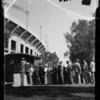 Coliseum crowds, Los Angeles, CA, 1935