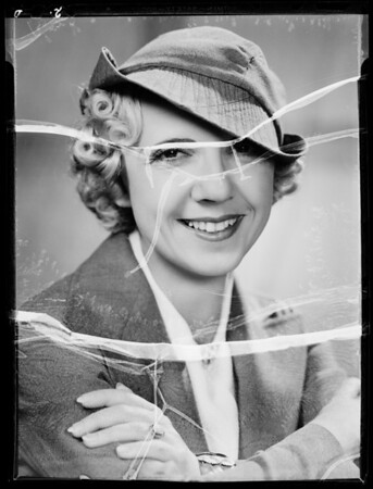 Miss Kendall, KMPC, Southern California, 1935