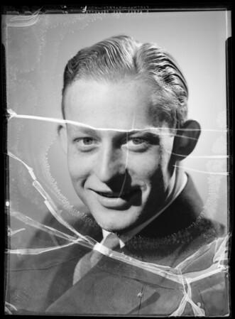 Portrait, Darwin Davidge, Southern California, 1935