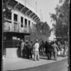 Coliseum crowds, Los Angeles, CA, 1935