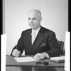 Retake of Mr. Chrisman, Southern California, 1940