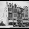 Hotel Iris, 5849 West Sunset Boulevard, Los Angeles, CA, 1926