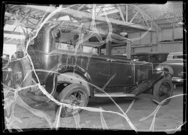 Hasspachan, assured, vs. L.A. Rebuilt Tire Company, Southern California, 1935