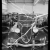 Ford sedan, Mr. Cousin, owner, license 2M8732, Southern California, 1936