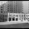 Buildings, Subway terminal parking garage, Los Angeles, CA, 1926