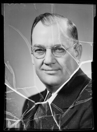 Mr. Begulm, Southern California, 1936
