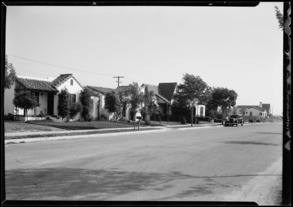 East Gate Development Corporation property, Southern California, 1935