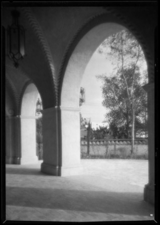 Playhouse, San Gabriel, CA, 1927