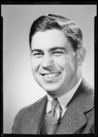 Mr. Eddy, Southern California, 1935