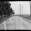 Intersection of 190th Street and Prairie Avenue, Torrance, CA, 1935