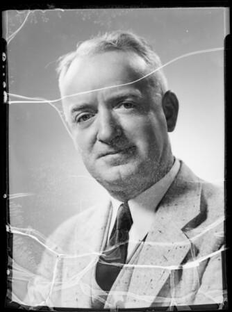 Mr. Kane, Southern California, 1935