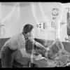 Pressure recordings at Dominguez, Long Beach, CA, 1935