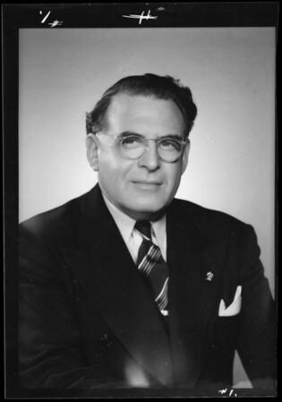 Jerry Sullivan, Southern California, 1940