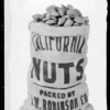 Walnuts and almonds, Southern California, 1926