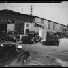 1935 Ford delivery truck, police department license E17886, Southern California, 1935