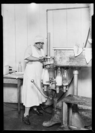 L.A. Creamery at Santa Barbara, Santa Barbara, CA, 1927