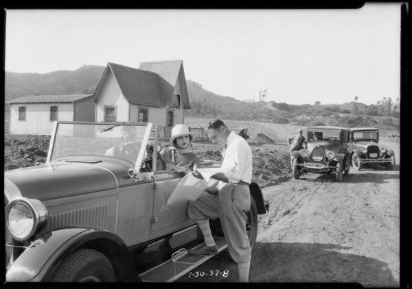 Highland Hills Tract, Southern California, 1926
