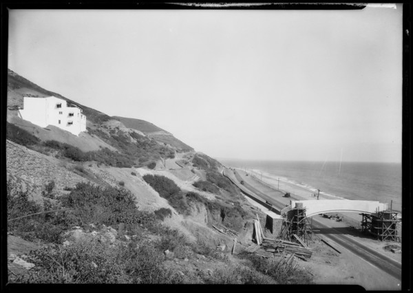 Home at Castellammare, Los Angeles, CA, 1926