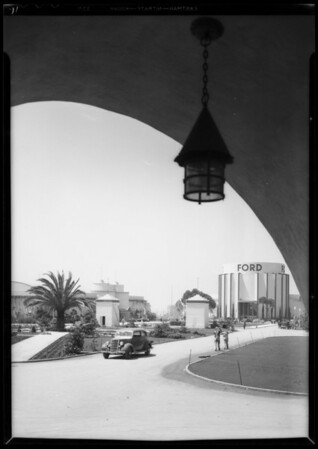 Fair grounds, San Diego, CA, 1935