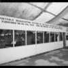 Radio station at Southern California Fair, Southern California, 1926
