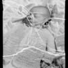 Robert's infant, Southern California, 1936
