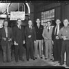 Safety award meeting, Pioneer Flintkote, Southern California, 1940